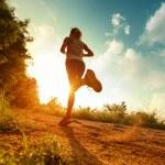 Runner — Stock Photo #40184401