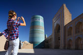 Khiva — Stock Photo