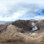 Bromo volcano — Stock Photo