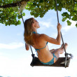Stock Photo: Swing