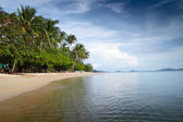 Пляж — Стоковое фото