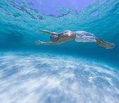 Bleu de la mer — Photo