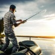 Fisherman — Stock Photo #50242735