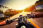 Motocykl — Zdjęcie stockowe