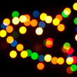 Coloured specks of light — Stock Photo #35808613