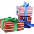 Box gift — Stock Photo #35808863
