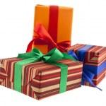 Box gift — Stock Photo #35809639