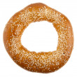 Stock Photo: Bagel