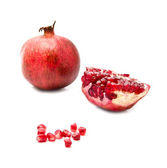 Pomegranate — Stock fotografie