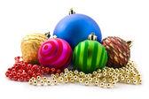 Decoration to Christmas — 图库照片