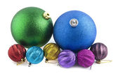 New-year decorations — Stock Photo