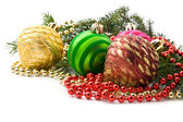 Decoration to Christmas — Stock Photo