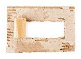 纸塑 — 图库照片