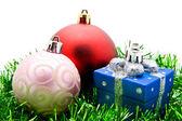 Decoration to Christmas — Stock Photo