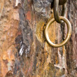 Chain is in granite — Stock Photo #35920393