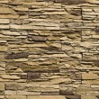Decorative stone wall — Photo