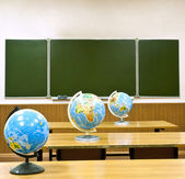 School room — Foto Stock