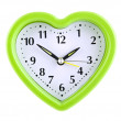Stockfoto: Heart shaped watch