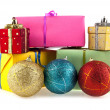 Christmas decorations — Stock Photo #40664105
