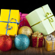 Gifts — Stock Photo #40665811