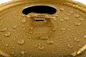 Jar of beer — Stock Photo
