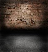 Zeď s staré omítky — Stock fotografie