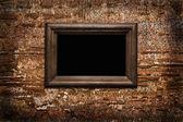 Antigua muralla con un alcance — Foto de Stock