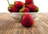 草莓 — 图库照片