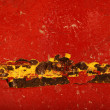 Grungy and rusty red background — Photo