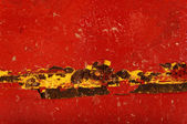 Grungy and rusty red background — Stock Photo