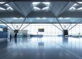 зал аэропорта — Стоковое фото