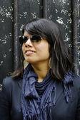 Young Asian woman portrait — Стоковое фото
