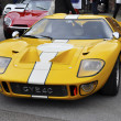 Ford GT40, Bizzarrini 5300 GT Strada, Lamborghini Miura — Stock Photo