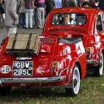 Fiat 500 — Stock Photo #15370943