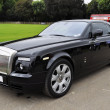 Rolls-Royce Phantom Coupe — Stock Photo