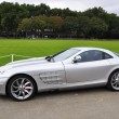 Stock Photo: Mercedes SLR