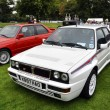 Lancia Delta HF Integrale — Stock Photo