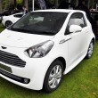 Aston Martin Cygnet — Stock Photo #15371937