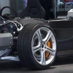 Постер, плакат: McLaren MP4 12C chassis
