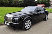 Rolls-royce phantom coupe — Стоковое фото