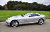 Mercedes SLR — Stock Photo