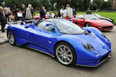 A Pagani Zonda F — Stock Photo
