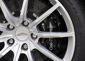 Aston Martin One-77 detail — Stock Photo