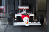 Ayrton Senna's McLaren MP4/4 — Stock Photo