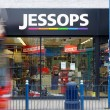 Jessops camera store closed down on High Street Putney in London — Stock Photo #18641105