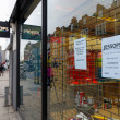 Jessops camera store closed down on High Street Putney in London — Stock Photo