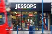 Jessops camera store closed down on High Street Putney in London — Zdjęcie stockowe
