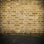 ������, ������: Brick wall