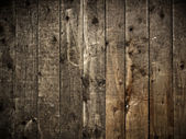 木墙背景 — 图库照片