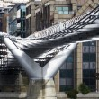 London Millennium Footbridge — ストック写真